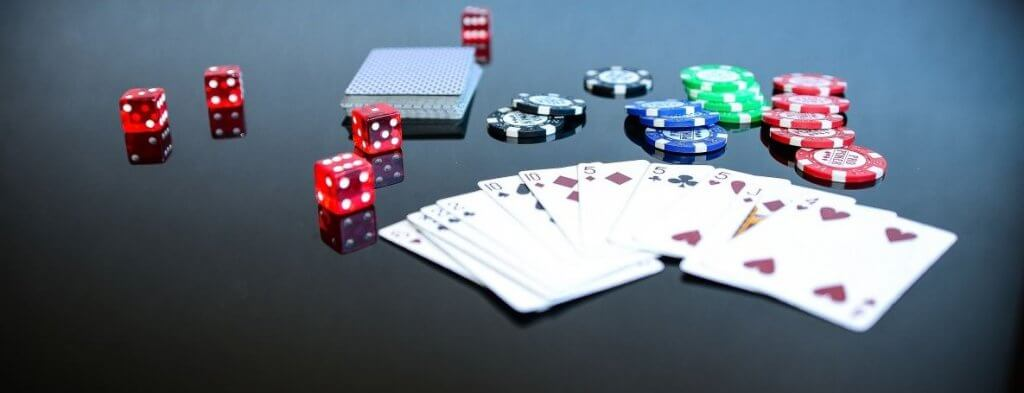 The popular casino games