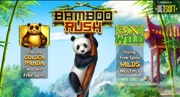 Play online bamboo rush slot
